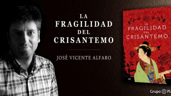El onubense José Vicente Alfaro, nueva voz de la ficción histórica