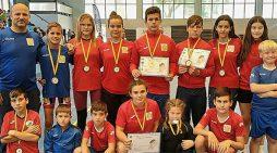 Cartaya brilla en la Copa de España de Escuelas Deportivas de Lucha Olímpica