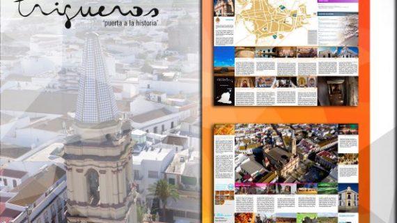Trigueros lanza una nueva APP y un folleto oficial turístico
