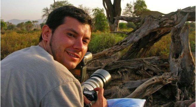 El onubense Antonio Ruiz, un biólogo que cuenta sus viajes por los cinco continentes en un blog de referencia para los hispano hablantes