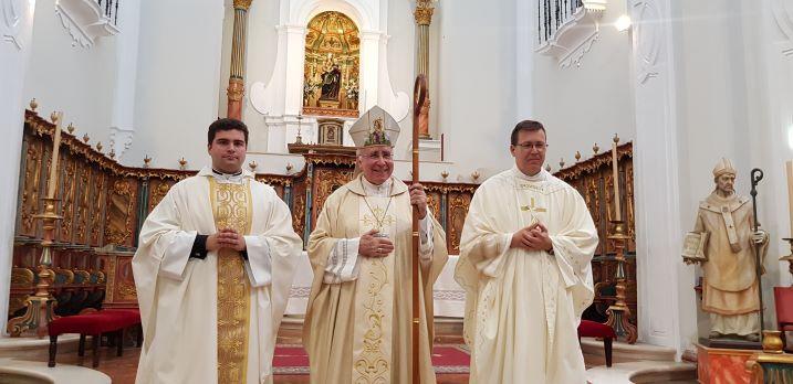 Andrés Carmona y José Jesús Martín, nuevos sacerdotes para la Diócesis de Huelva