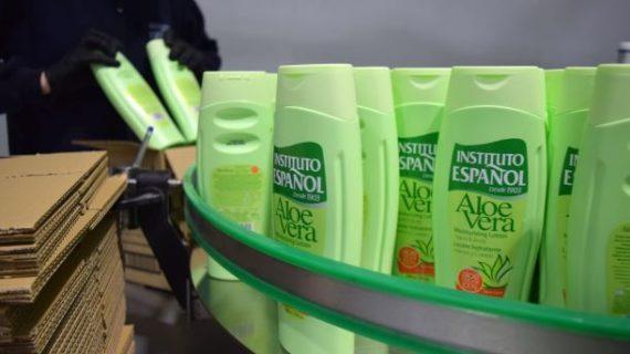 La empresa 'Instituto Español', elegida Pyme del Año de Huelva