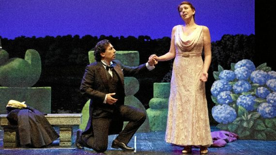 'Las bodas de Fígaro' cantadas al son del jazz, la última invención del dramaturgo Paco Mir