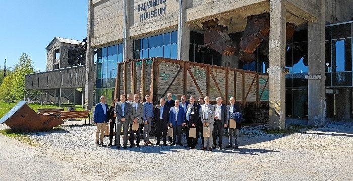 AIQBE se desplaza a Tarragona y Tallin para intercambiar experiencias sobre el sector industrial