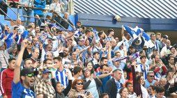 El Recreativo de Huelva comenzará la pelea por el ascenso a Segunda este domingo a las 12:00