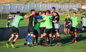 El Recre, a ganar al Villanovense para certificar su primer puesto en la Liga. / Foto: @recreoficial.