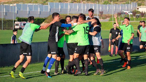 La ambición del Recre exige un último esfuerzo para ganar al Villanovense y acabar campeón del grupo