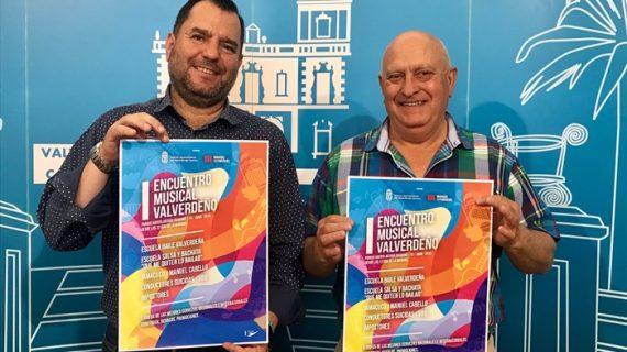 Valverde del Camino disfrutará el próximo 1 de junio del I Encuentro Musical Valverdeño