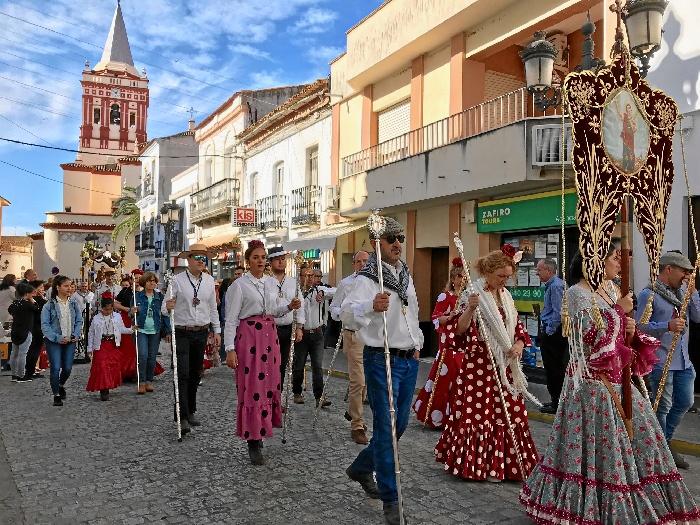 Valverdedel Camino celebra su Romería en honor de San Pancracio Mártir