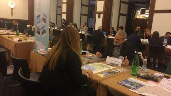 El Patronato de Turismo promociona la provincia de Huelva en diversas ciudades de Italia