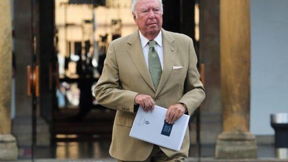 La Onubense celebra el acto de investidura póstuma como Doctor Honoris Causa de José Luis García Palacios
