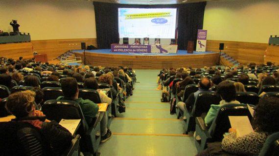 Debate, sensibilización y concienciación en las V Jornadas Formativas en Violencia de Género
