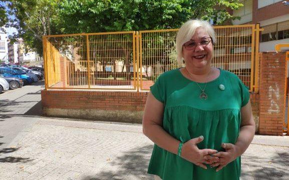 """Mónica Rossi: """"En nuestra candidatura, las personas son el centro de la acción municipal"""""""