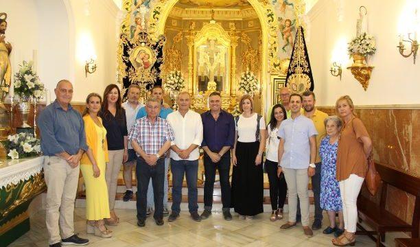 La Santa Cruz de la Calle Cabo celebra sus fiestas durante este fin de semana