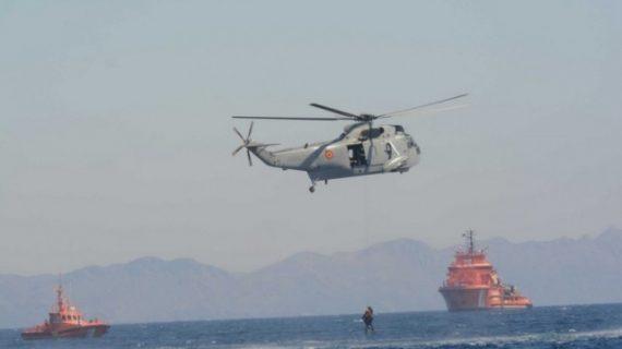 La Armada Española coordina en Ayamonte el ejercicio Marsec-19