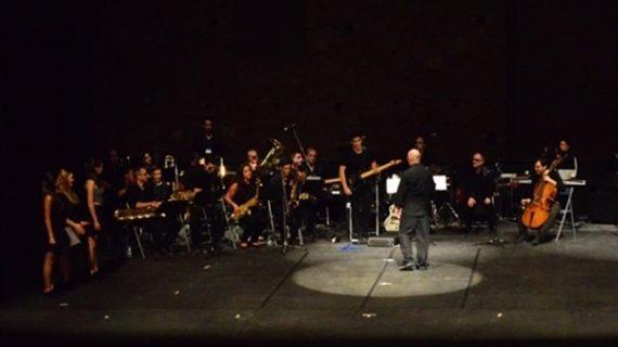 Un concierto de la Big Band cierra la participación de la Escuela Municipal de Música de Aljaraque en la UNIA
