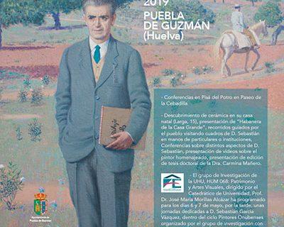 Puebla de Guzmán celebra el 30º Aniversario del Fallecimiento de Sebastián García Vázquez