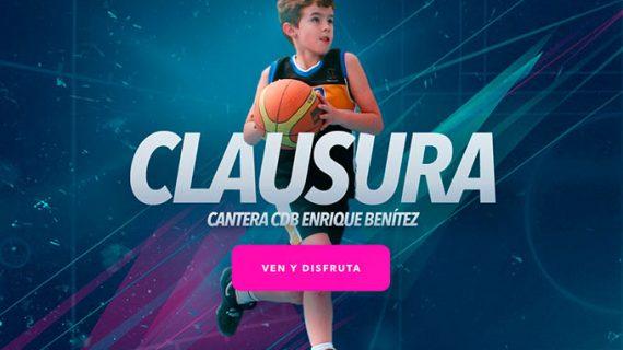 El CDB Enrique Benítez celebra este sábado la fiesta que clausura la temporada 2018-19 de la cantera