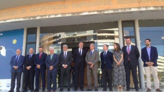 El consejero Rogelio Velasco propone como modelo de desarrollo industrial nuevas startups