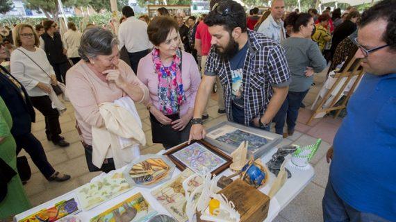 'Cultura en los Barrios' finaliza este curso con una gran muestra de los trabajos de sus alumnos