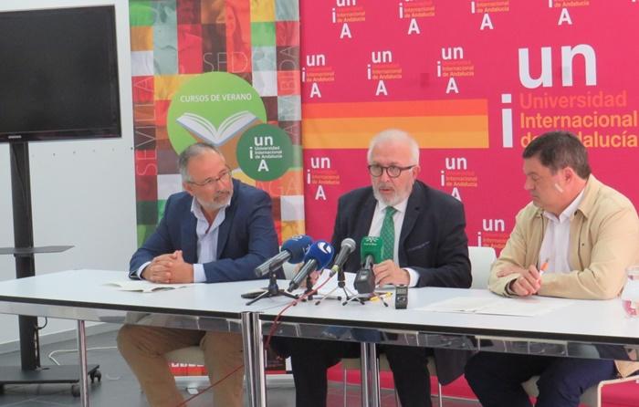 La UNIA presenta el programa académico y cultural de los Cursos de Verano de la sede de La Rábida