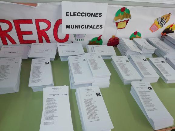 Las elecciones municipales dibujan un mapa político muy variado en la provincia de Huelva