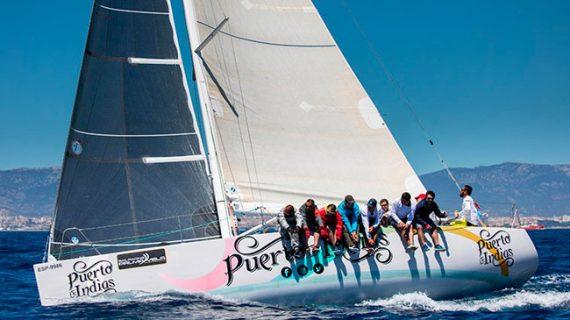 El Enriaero-Puerto de Indias de Maxi Cruz compite desde este viernes en la Regata Trofeo Conde de Godó de Barcelona