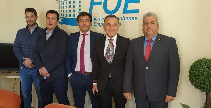 Fernando Borrego Dávila, elegido presidente de la Asociación Provincial de Empresarios de Limpieza