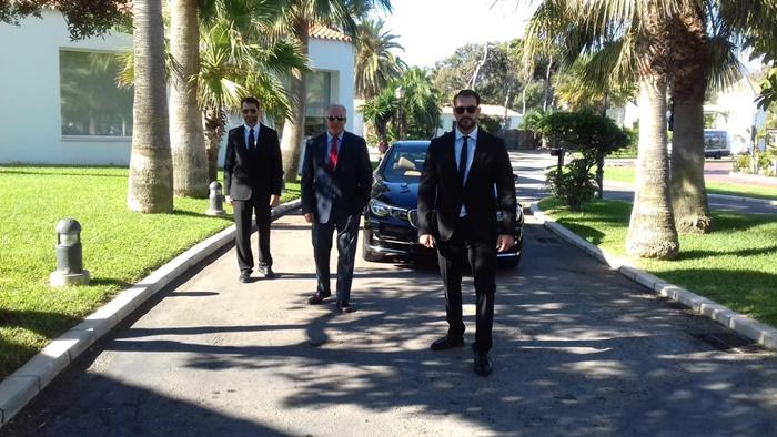 Grupo Fonseca ofrece un servicio especial de seguridad, los escoltas privados