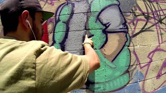 Artesiete convoca un concurso de grafiti para decorar el interior de sus cines en Huelva