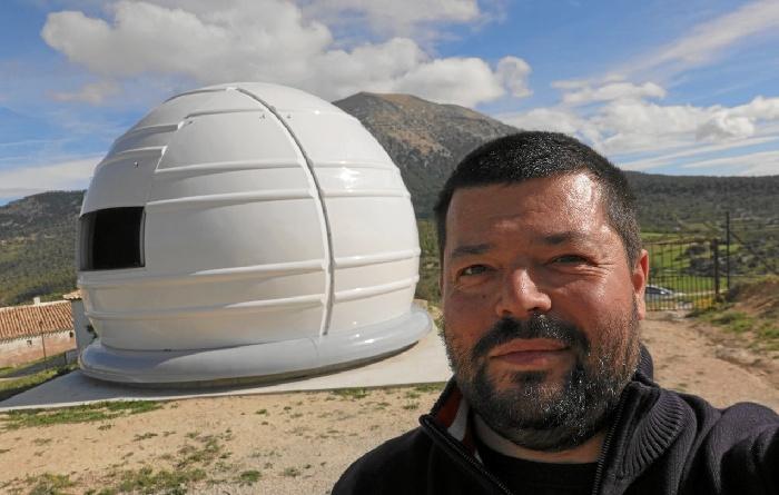 El último descubrimiento astronómico de la UHU centra la actualidad científica internacional
