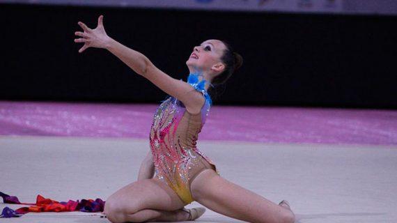 Marta Fernández participa con Andalucía en el Campeonato de España de Selecciones Autonómicas de Gimnasia Rítmica