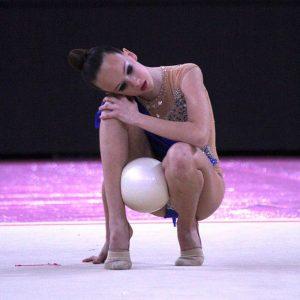 Un exigente cita espera a Marta Fernández en el Campeonato que se celebra en Ponferrada.