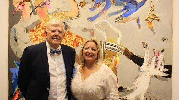 El personal universo creativo de Castro Crespo llega a la Sala de la Provincia con la exposición 'Miopes como yo'