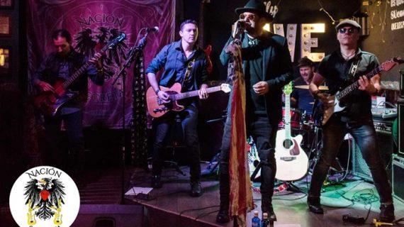 'Nación Secreta' presenta los temas lo que será su primer disco en 'Los Jueves en la Cuarta'