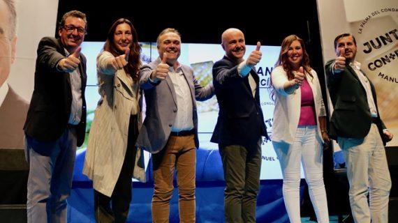 Manuel García Félix vuelve a presentarse como alcalde para liderar el futuro de La Palma