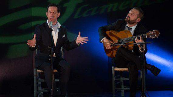 El cante de Raúl Montesinos pone el broche de oro al Ciclo Conocer el Flamenco en Huelva