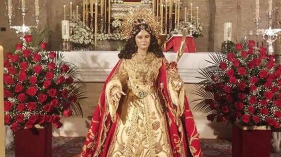 Villalba del Alcor acoge una conferencia sobre la historia de su patrona, Santa Águeda