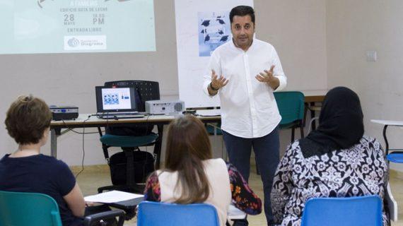 Un taller para fomentar entre los jóvenes la celebración de 'Graduaciones Saludables'
