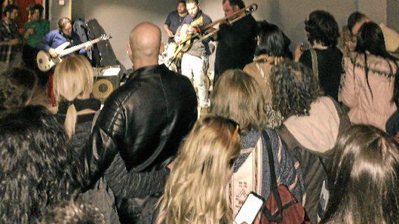 La Máquina, una alternativa cultural en Huelva