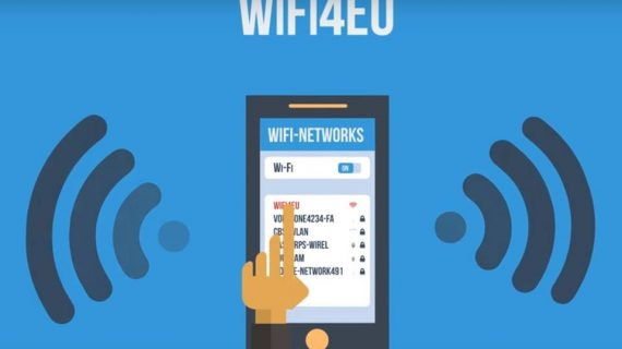 Ocho municipios onubenses reciben wifi gratuito para los lugares públicos de la Unión Europea