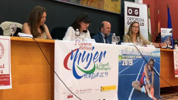 Primer Congreso 'Mujer y Deporte Paralímpico' en la Universidad de Huelva