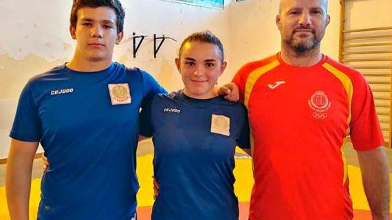 La Escuela Municipal de Lucha de Cartaya, presente en los Juegos Mundiales Escolares en Budapest
