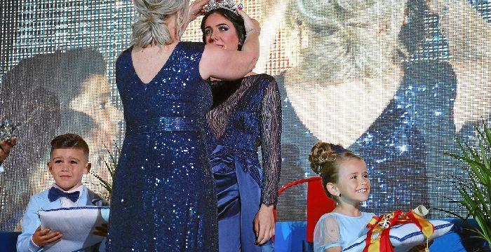La coronación de Ángela González y el pregón de Rafael Romero abren las fiestas grandes de San Juan del Puerto