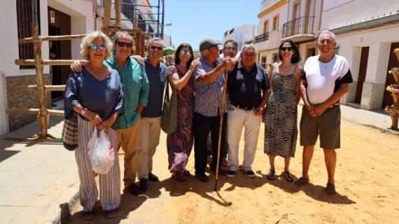 Las tradicionales capeas, el gran revulsivo de las fiestas patronales de San Juan del Puerto