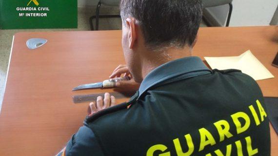 Detenido el presunto autor de un robo en la localidad de Lucena del Puerto