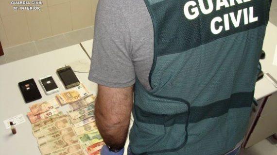 Recuperados 70.000 euros de un delito de estafa cometido vía internet a una empresa del sector cárnico de Aracena