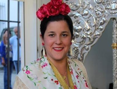 Rocío González, nueva Hermana Mayor de la Hermandad del Rocío de Trigueros