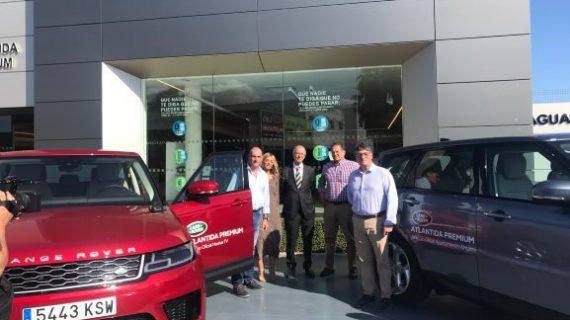 Range Rover se incorpora al Plan Aldea de Almonte