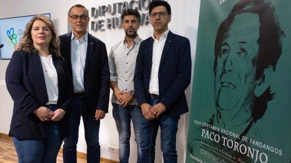 El XXIII Certamen nacional de fandangos Paco Toronjo tendrá a Arcángel como protagonista